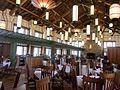 Many Glacier Hotel Dining Room 2012 (7536436486).jpg