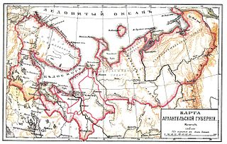 Arkhangelsk Governorate governorate of the Russian Empire