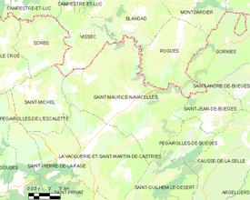 Map commune FR insee code 34277.png