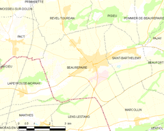 Map commune FR insee code 38034.png