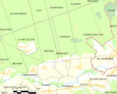 Map commune FR insee code 39249.png