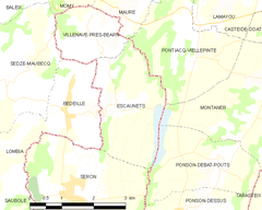 Map commune FR insee code 65160.png