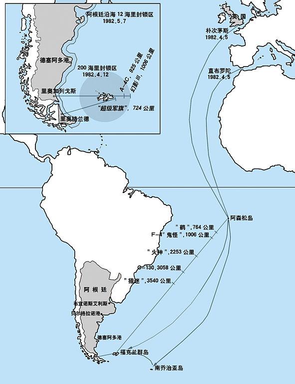 Falkland Islands  April