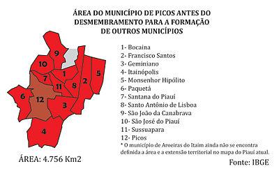 Picos Wikipédia A Enciclopédia Livre