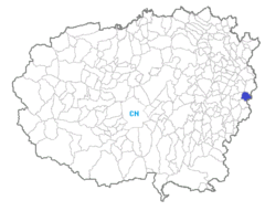 Mappa provincia IT-CN Castelletto Uzzone.png