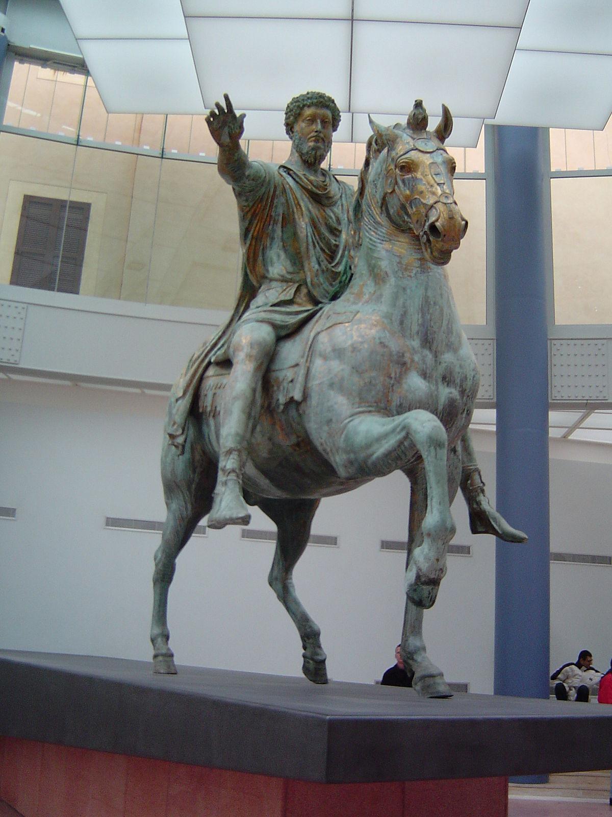 list of equestrian statues wikipedia