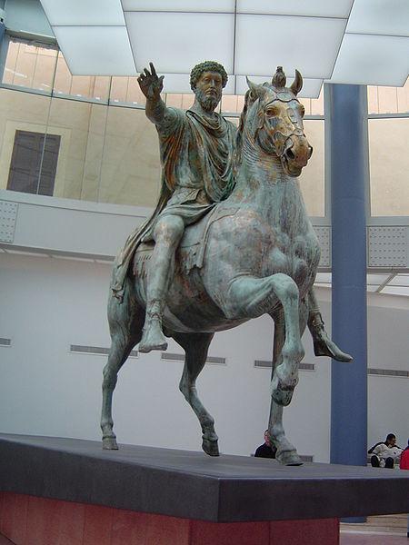 קובץ:Marcus Aurelius statue.JPG