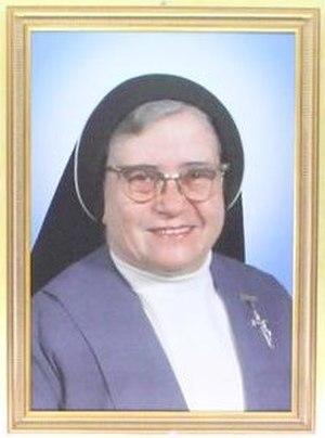 Manuela de Jesús Arias Espinosa - Image: Maria Inés Teresa Arias Espinosa