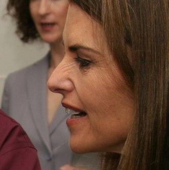Maria Shriver - Shriver in 2008