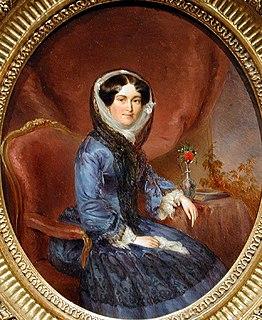 Princess Maria Theresia of Thurn and Taxis (1794–1874) Princess Esterházy of Galántha