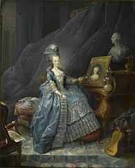 Marie-Thérèse de Savoie, comtesse d'Artois (1756-1805)