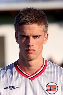 Markus Henriksen Norwegian association football player