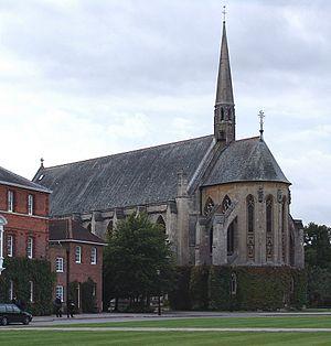 Daniel Hannan - Marlborough College