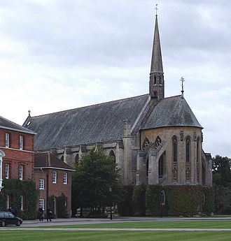 Marlborough College - College Chapel
