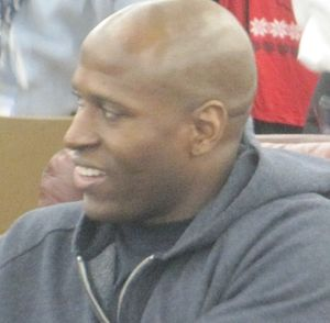 Marlin Jackson - Jackson in December 2010.