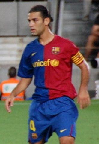 Rafael Márquez - Márquez in 2008