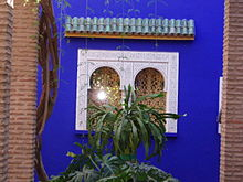achat peinture bleu majorelle gallery of encadr pices moderne imprimer mecque mosque photo sur. Black Bedroom Furniture Sets. Home Design Ideas