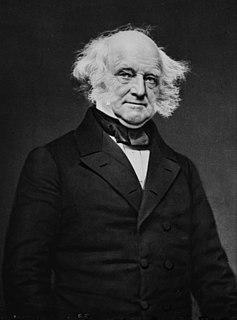 Martin Van Buren 8th president of the United States