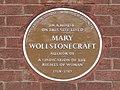 Mary Wollstonecraft plaque.jpg