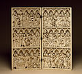 Master of the Kremsmünster Diptych - Diptych Leaf with Scenes of the Passion - Walters 71156.jpg