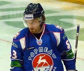 Matt Ellison Canadian ice hockey player