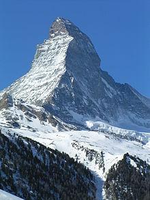 schweiziske alper