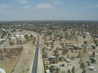 Maun, Botswana Place in North-West District, Botswana