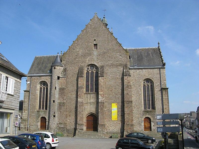 Basilique Notre-Dame-des-Miracles à Mayenne