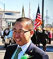 Mayor Allan Fung visits Providence cropped.jpg