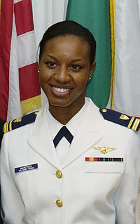 Jeanine Menze United States Coast Guard officer