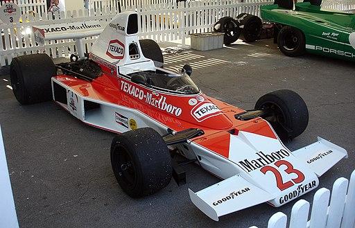 McLaren M23 (Emerson Fittipaldi) - 001