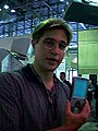 Me and the Philips Nino, 1998 (2493755470).jpg