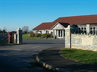 Compton Dundon - Image: Meadway Hall, Compton Dundon geograph.org.uk 81378