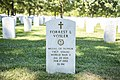 Medal of Honor Recipient Headstones in Section 60 (48643072341).jpg