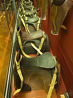 Medieval jousting saddles (14519226490).jpg