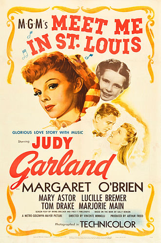 Meet Me in St. Louis - Theatrical poster