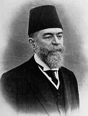 Mehmed Ferid Pasha - Image: Mehmed Ferid Pasha 3