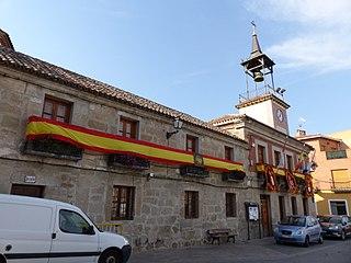 Mejorada Place in Castile-La Mancha, Spain