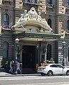 Melbourne Hotel Windsor Front Door Detail.JPG