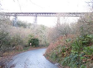 Meldon, Devon - Image: Meldon Viaduct