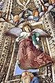 Melozzo da forlì, angeli coi simboli della passione e profeti, 1477 ca., agnello 01.jpg