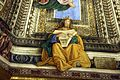 Melozzo da forlì, angeli coi simboli della passione e profeti, 1477 ca., profeta david 00.jpg