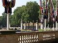 Memorial Gates outside Buckingham Palace - geograph.org.uk - 1780383.jpg