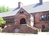 Memorial Hall, Lawrenceville School (Lawrenceville, NJ).JPG