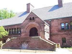 Lawrenceville School - Memorial Hall at Lawrenceville School