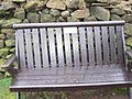 Memorial Seat on Sharp Haw - geograph.org.uk - 466774.jpg