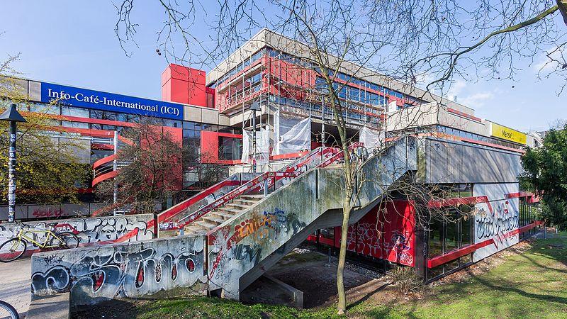 Universität Zu Köln Mensa