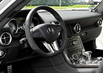 interior - Mercedes Benz Sls Amg Interior