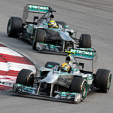 Rosberg Was Ordered To Remain Behind Hamilton At The 2013 Malaysian Grand Prix First Of Several Controversial On Track Incidents