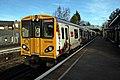 Merseyrail Class 507, 507002, Town Green railway station (geograph 3786772).jpg